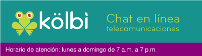 Enlace a Chat kolbi
